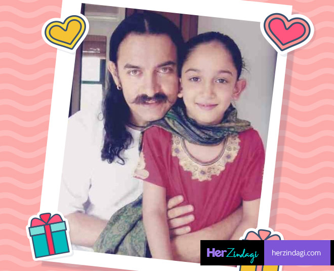 ira khan birthday aamir khan write emotional message main