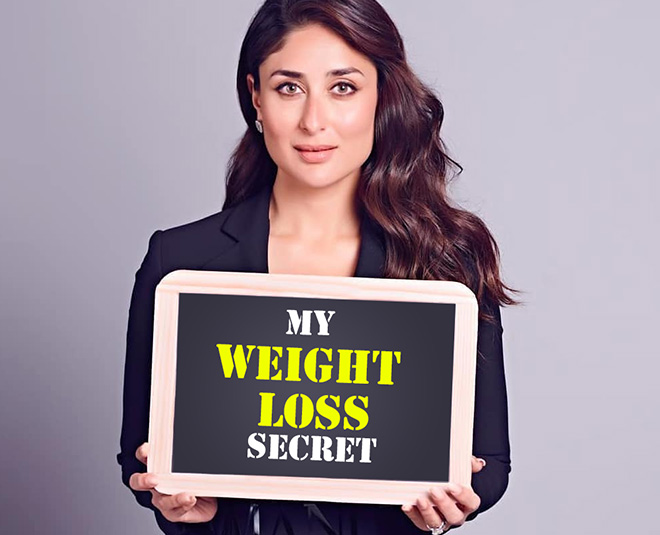 kareena weight loss tips