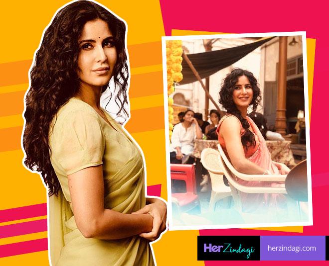 Katrina Looks Like Nutan In Bharat, Here Is How You Can ...