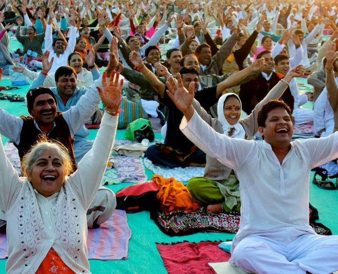 laughter yoga health ()