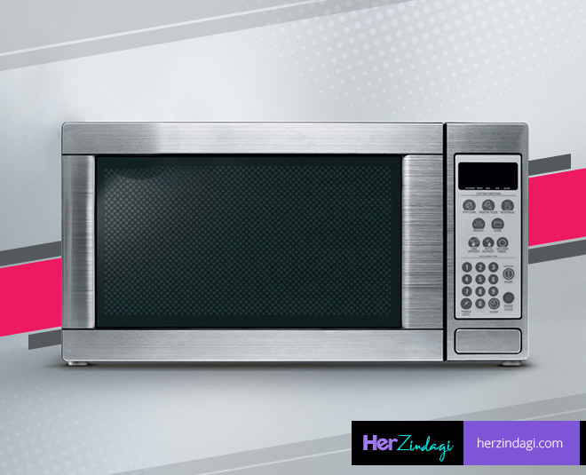 microwave oven use main