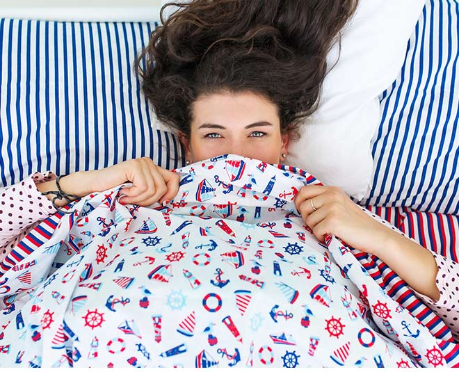 What You Should And Shouldnt Wear To Bed