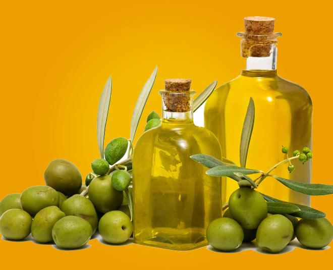 olive oil cracked heel