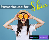 powerhouse for skin and hair vitamin c