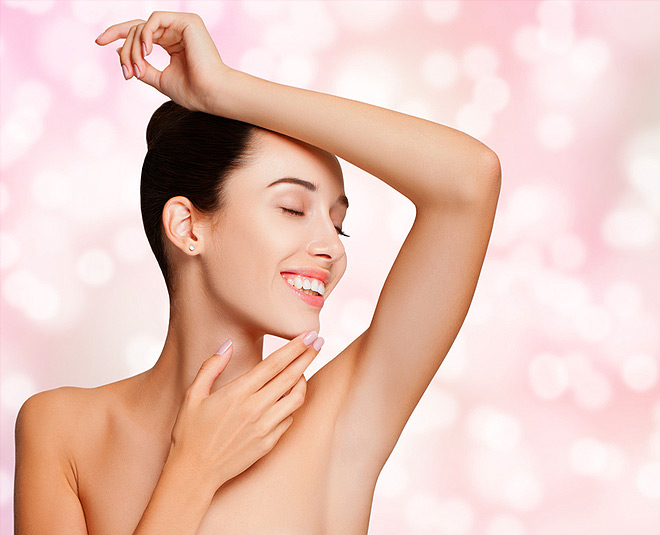remove underarms hair main