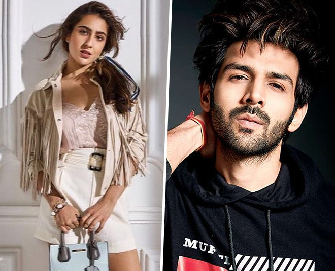 sara ali and kartik aaryan spotted together in a car holding hands photos viral main