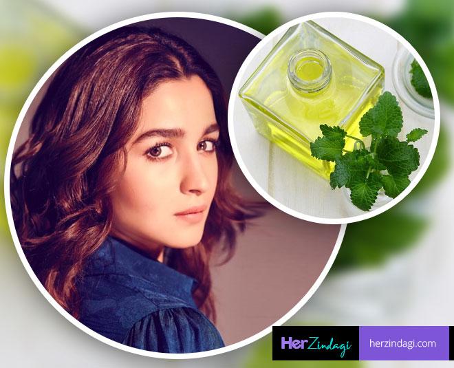 skin benefits of mint alia bhatt main