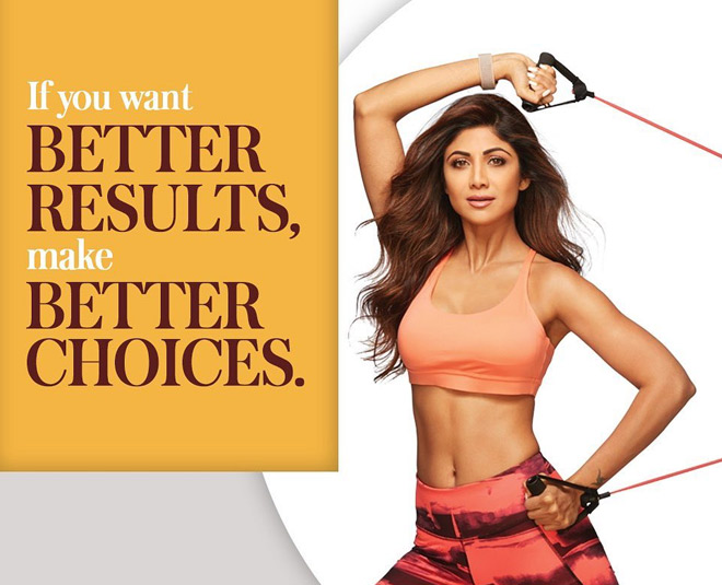 smart food choice get slim figure like shilpa shetty main