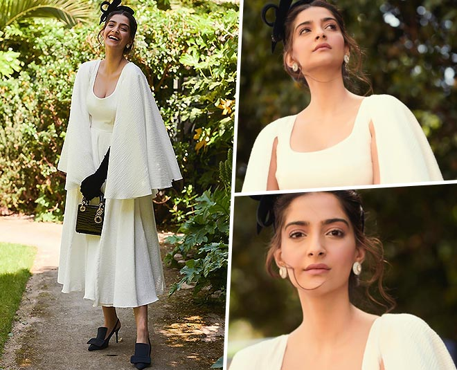Sonam Kapoor Channels Vintage Hollywood In New Post On Instagram
