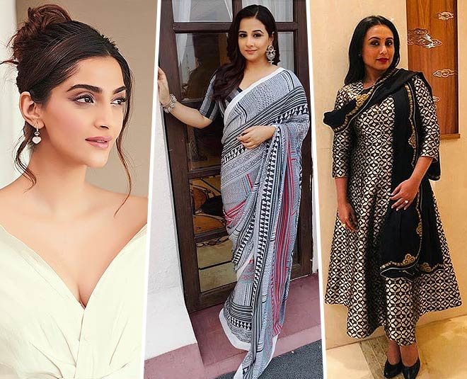 sonam kapoor vidya balan rani mukherjee mother in law main