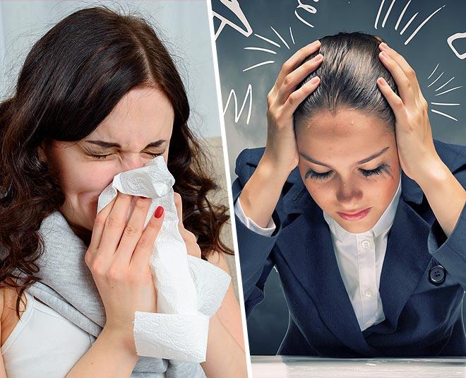 stress effect immunity