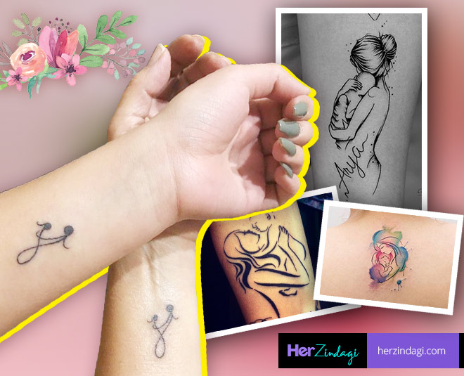 Want To Do Something Different For Ma? Get A Tattoo This Mother\'s Day!