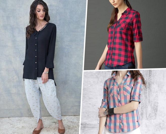 trendy and stylish girls shirt main