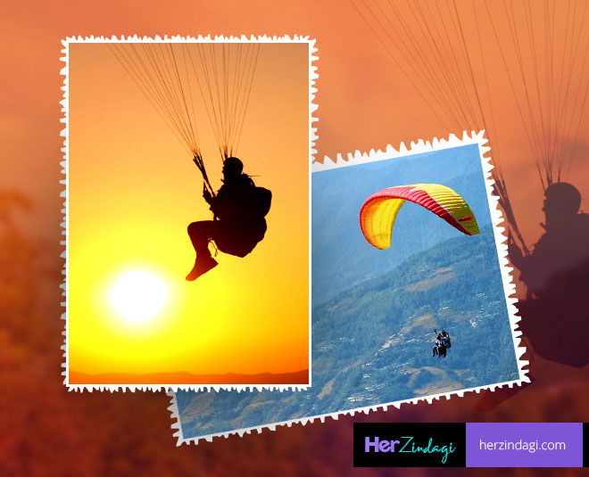 vacation planning paragliding main