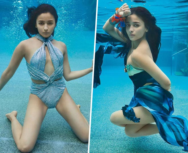 Alia Bhatt's underwater photoshoot for Vogue
