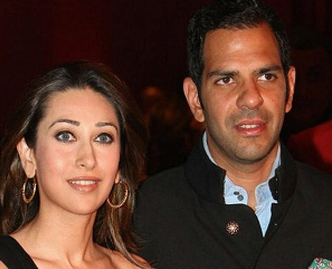 Karishma Kapoor and Sanjay Kapur divorce