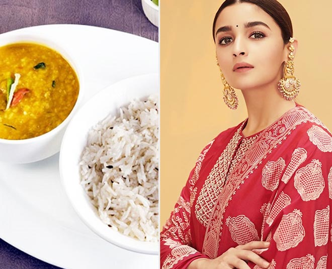 alia bhatt favourite food is dal chawal Main