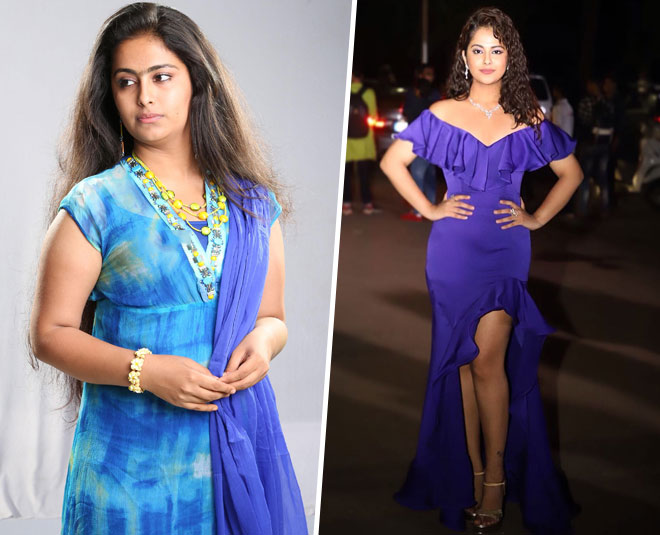 avika gor fat to fit
