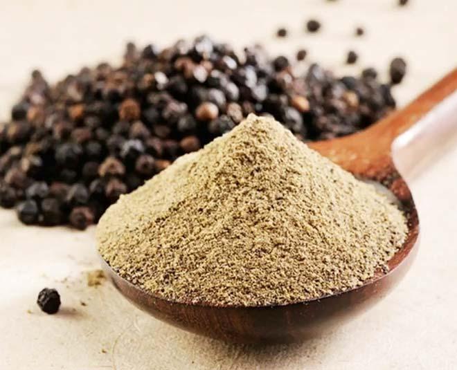 benefits of black pepper m