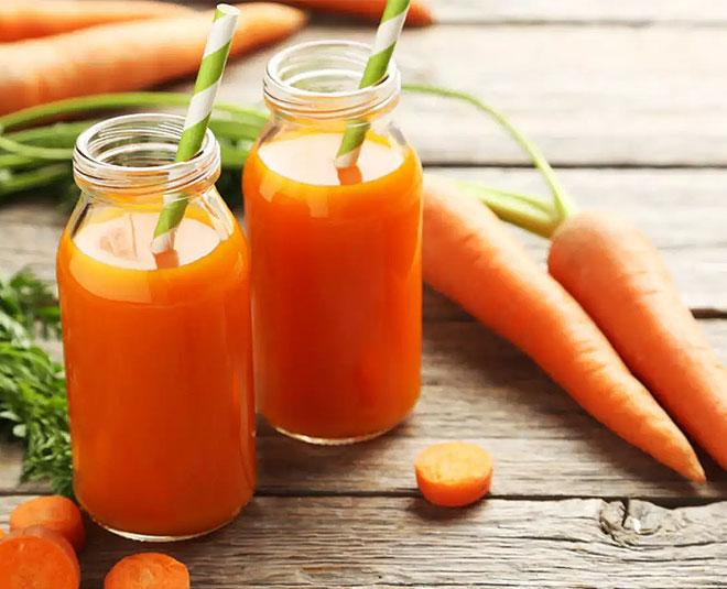 carrot juice health benefits m