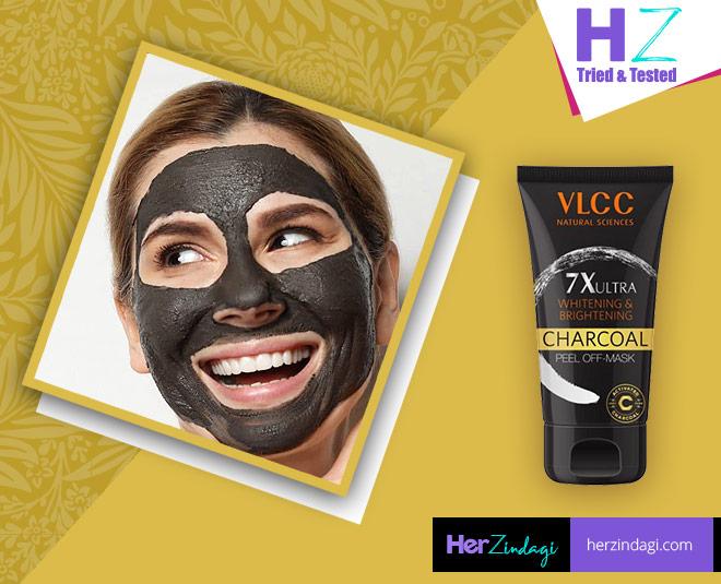 charcoal mask vlcc