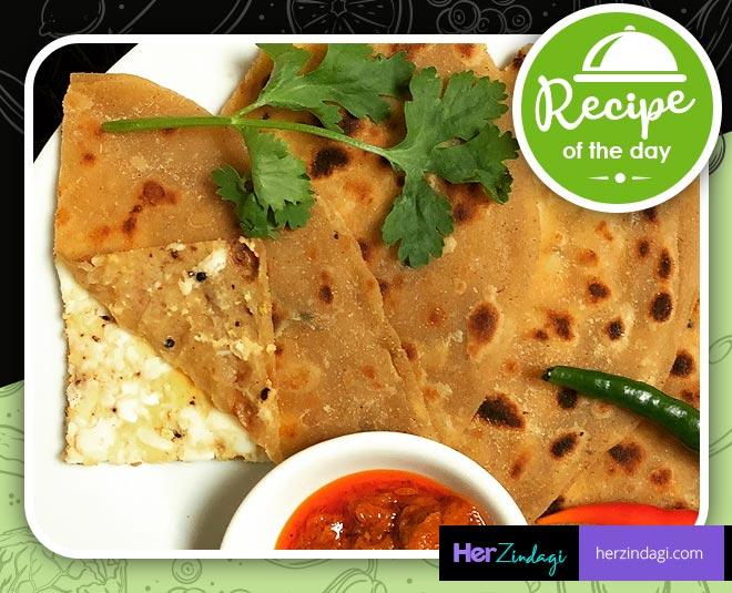 egg paratha street food