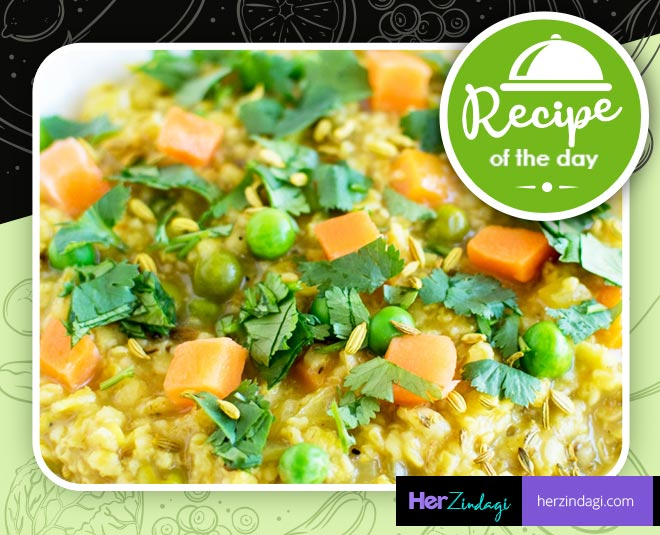 how to make oats khichdi for weight loss