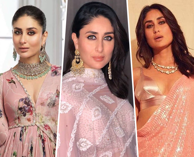 kareena kapoor khan jhumkas chokers