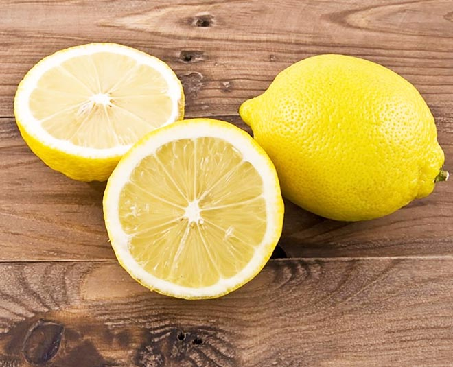 lemon for young and glowing skin