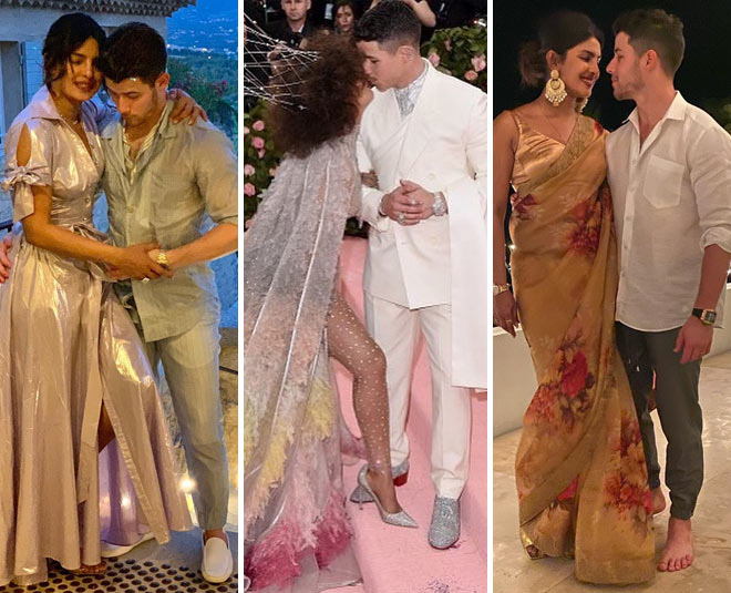 priyanka nick jonas wedding anniversary