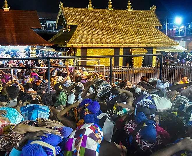 sabrimala temple verdict