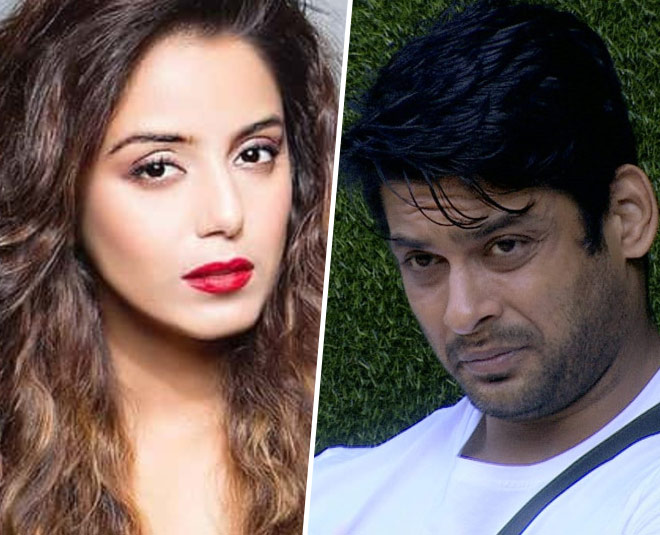 srishty rode takes sidharth shukla side m