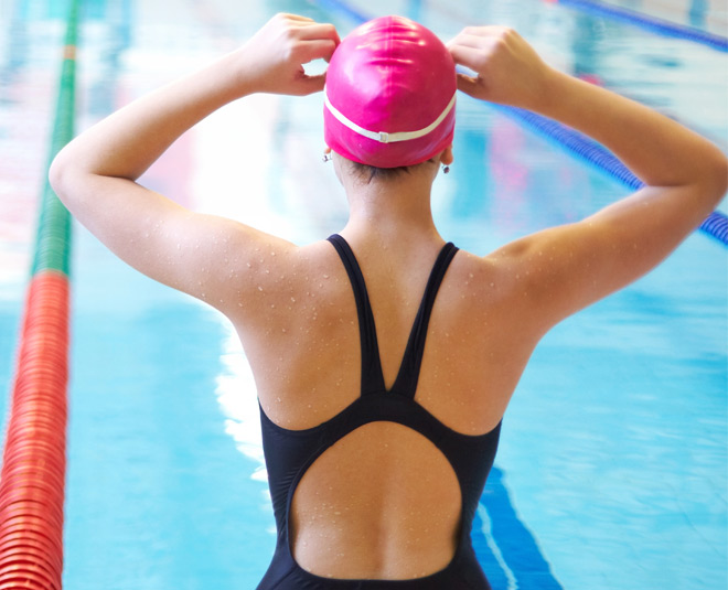 swimming to lose weight and tone