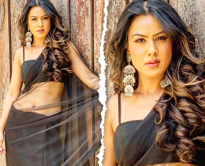 tv actress nia sharma hot looks