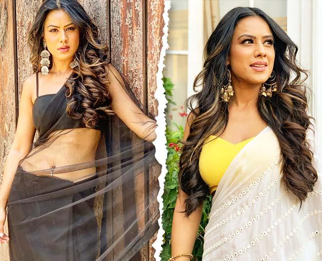 tv actress nia sharma looks for mehendi Main
