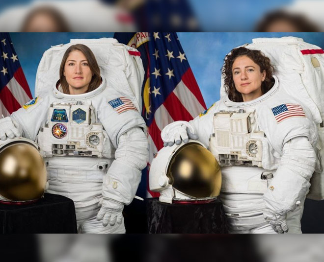 astronauts are scheduled for the first all female spacewalk in history main