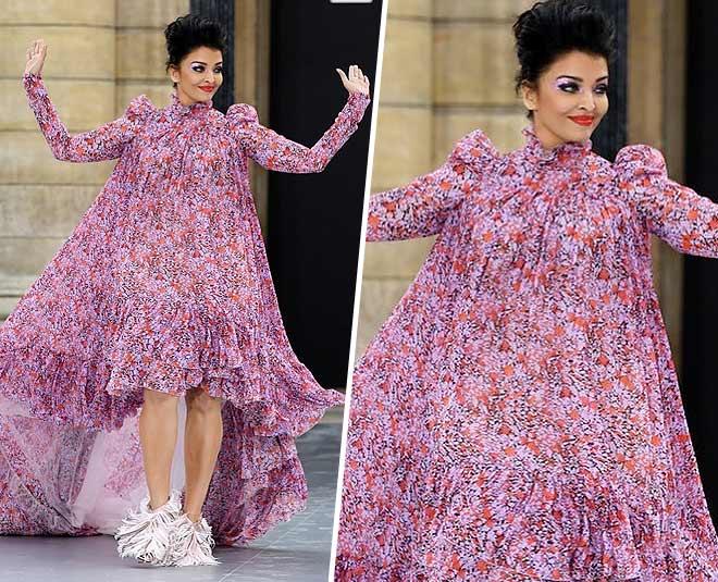 Aishwrya Rai Bachchan Fashion Blunders