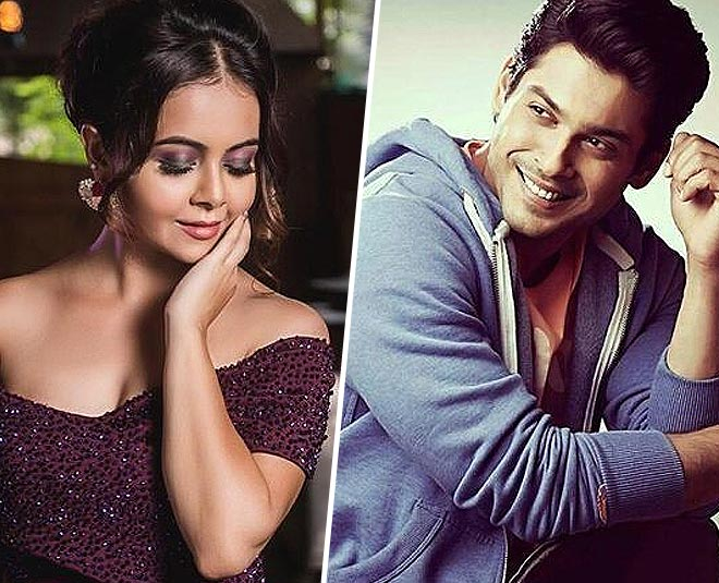 Bigg Boss  First Queen Devoleena And Siddharth  Shukla