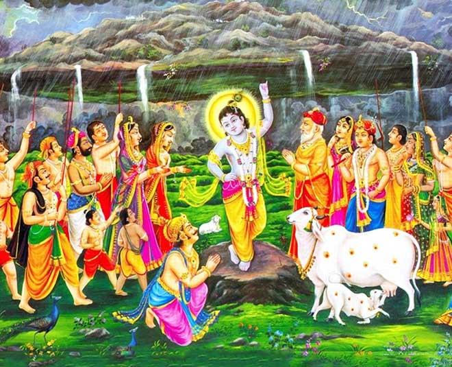 Govardhan Puja  Date