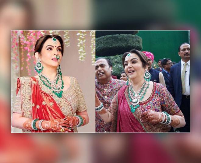 Nita Ambani To Radhika Merchant Repeating Their Jewellery
