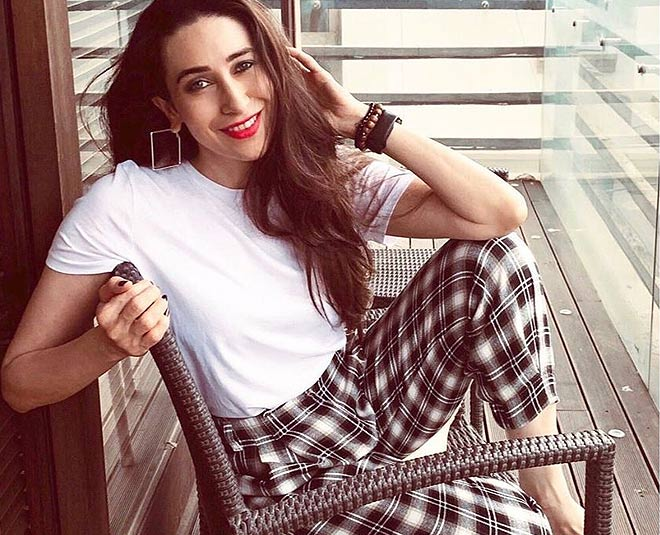 actress karisma kapoor reveals that she and kareena kapoor also use local train and bus for travel main