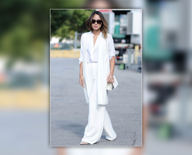 all white styling tips
