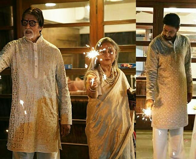 amitabh to be host diwali party after  years main