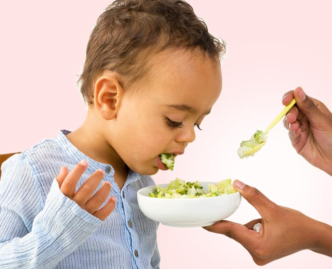 before choosing meal for your toddler