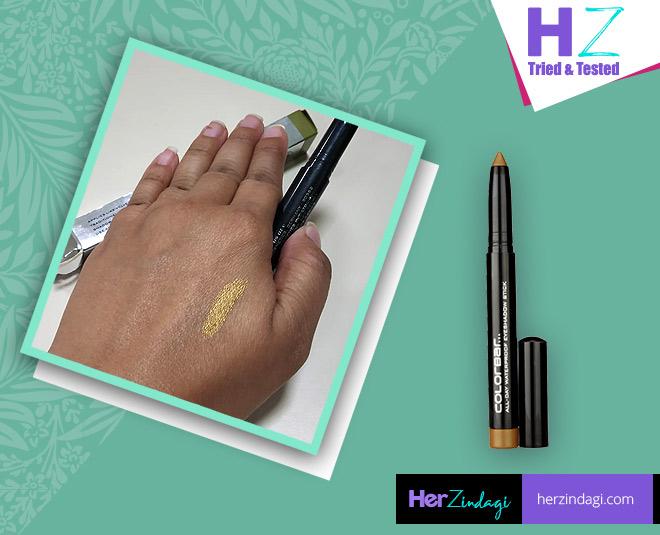 colorbar eyeshadow stick golden