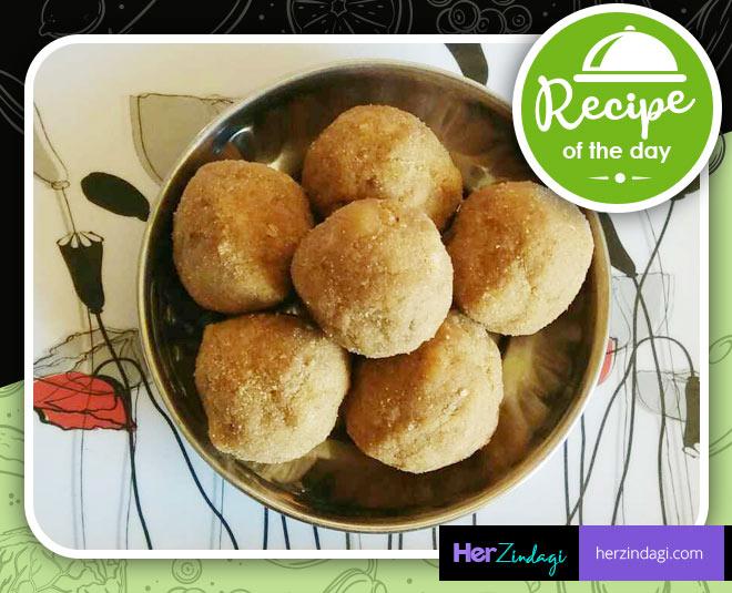 cook kasar laddu at home main