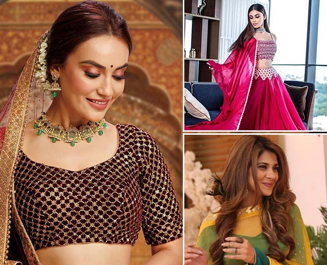 dandiya style tips inspired from tv bahus main