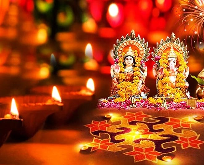 decorate your temple this diwali