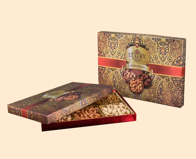 dry fruit boxes for family