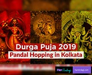 famous durga puja in south kolkata